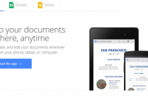 Google launches Docs, Sheets standalone apps - Slides coming soon