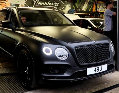 Bentley Bentayga Mulliner: The Priciest Among All The Luxury SUVs