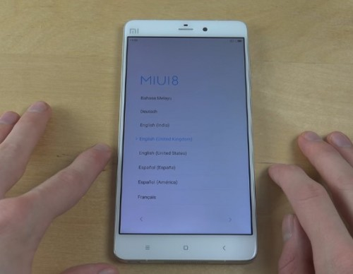 Xiaomi MIUI 8.2 Global Stable ROM Rolls Out For Mi Mix And Mi Note 2