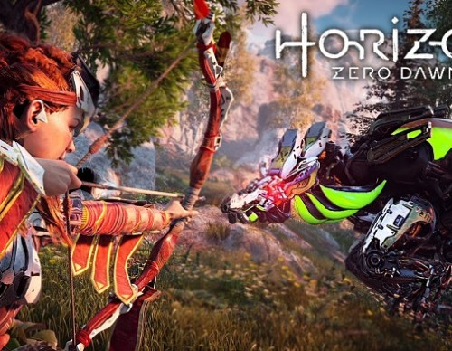 Horizon Zero Dawn Players Are Falling In Love With This Feature