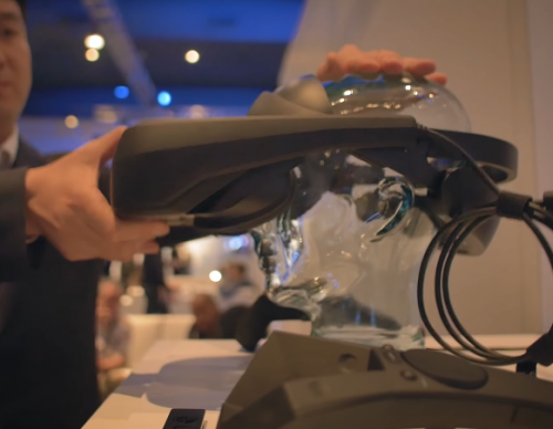 LG's SteamVR: New High-res VR To Take On Oculus And Vive