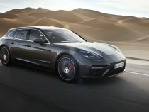 Porsche Introduces 2018 Panamera Sport Turbo, The Automaker's First Station Wagon
