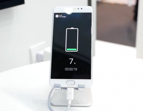 Meizu's Super mCharge Can Fully Charge Your Phone In Just 20 Minutes