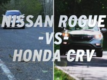 Crossover Showdown: 2017 Honda CR-V vs 2017 Nissan Rogue