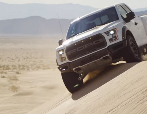 2017 Ford F-150 Raptor Review: Proving Itself As King Of Pickup Trucks