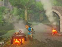 Zelda: Breath Of The Wild Guide To Cooking And Useful Recipes