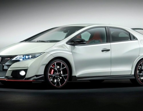 2017 Honda Civic Type R Photos Leak Ahead Of Official Debut