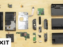Nintendo Switch Gets A Teardown from iFixit, Reveals Impressive Level Of Repairability
