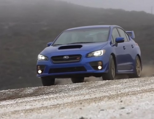 Subaru Records Great Sales With Its 2017 WRX STI