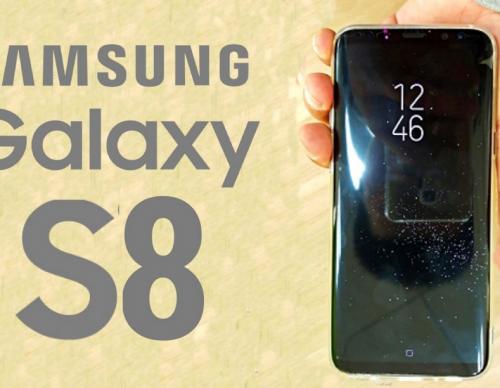 Samsung Galaxy S8 New Leak Shows Off Virtual Home Button