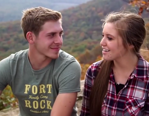 Joy-Anna Duggar Engaged To Austin Forsyth After 4-Month Courtship!