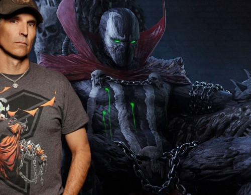 Todd McFarlane gives new Spawn movie update