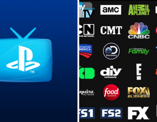 PlayStation Vue's TV Streaming Adds Multi-Channel Viewing On One Screen