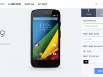 Moto G 4G LTE in stock on Motorola's U.S. website