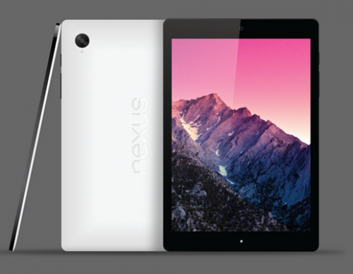 HTC 'Volantis' tablet (Nexus 9) leak