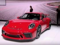 2018 Porsche 911 GT3 RS Won't Get A Manual