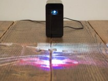 Sony Xperia Projector Turns Any Surface Into Touchscreens, Start Of Hologram Revolution