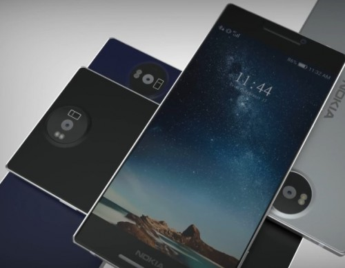 Nokia 8 With Snapdragon 835 To Come In June In Two Sizes
