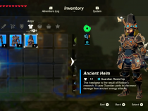 Zelda: Breath Of The Wild Guide How To Get Ancient Armor Plus All Fairy Fountain Location