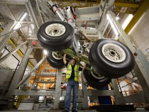 Behind The Scenes At The Bristol Airbus Factory