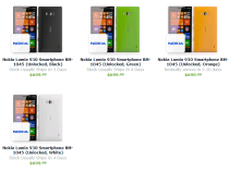 Nokia Lumia 930 U.S. availability