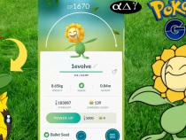 Pokemon GO: Sun Stone Dilemma; Sunflora or Bellossom?