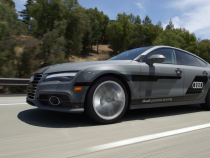 Driverless Cars Could Hit California Roads Next Year