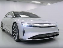 Lucid Air Review: The Future Of Electric Luxury Cars