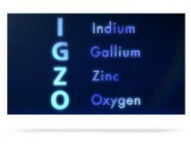 IGZO display technology