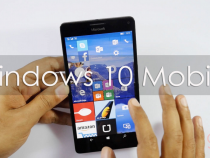 Microsoft Is Working On A New Windows 10 Mobile To Release This Year
