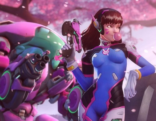 Overwatch Heroes Gallery Will Soon Have Character Bios On It