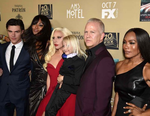 Premiere Screening Of FX's 'American Horror Story: Hotel' - Arrivals