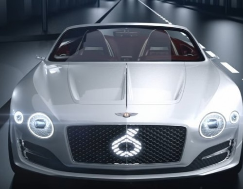 The Bentley EXP 12 Speed 6e: Could It Be The New Tesla Competitor?