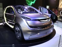 Chrysler Satisfies Millennials by Rolling Out Concept Portal Brand with Selfie-Taking Capabilities