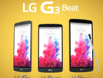 LG G3, LG G3 Beat, LG G3 Stylus