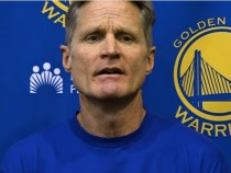 Heat Coach Of Golden State Warriors Steve Kerr Post Practice Interview
