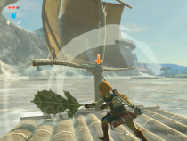 Zelda: Breath Of The Wild Guide To Sailing And Making Wind