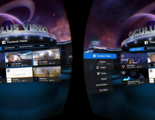 Oculus Makes VR Games Streaming Possible Via Facebook Live