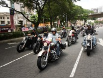 Harley Davidson Enthusiasts Meet In Kuala Lumpur For Annual Parade