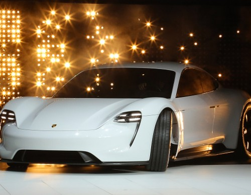 2015 IAA Frankfurt Auto Show