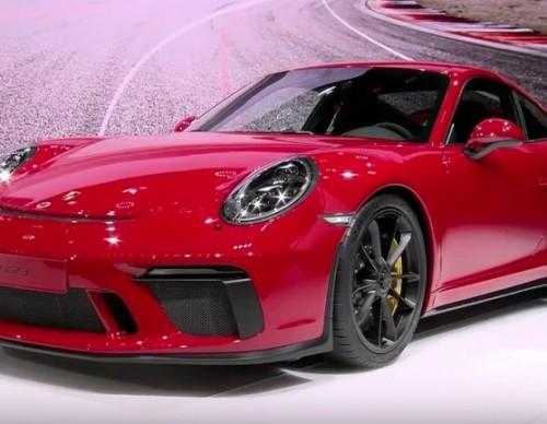 2018 Porsche 911 GT3 Has Been Revealed