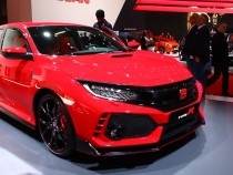 2017 Honda Civic Type R Has Come Out