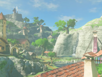 Zelda: Breath Of The Wild Guide To Building Tarrey Town