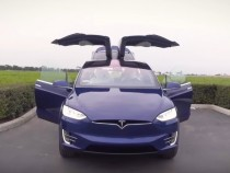 Tesla Model X: Everything You Need To Know