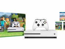 Micorosft Xbox One S Minecraft Bundle Now Available For $249 Only