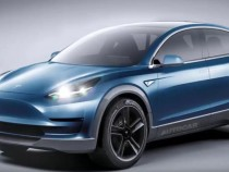 New Tesla Model Y SUV Revealed In Concepts