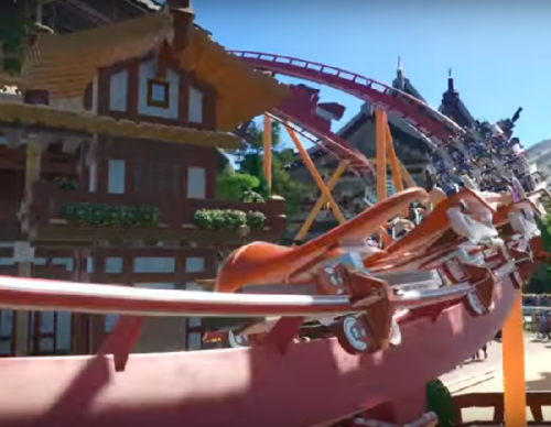 Planet Coaster Spring Update To Bring CCTV, Vandals And More; Here's What To Expect