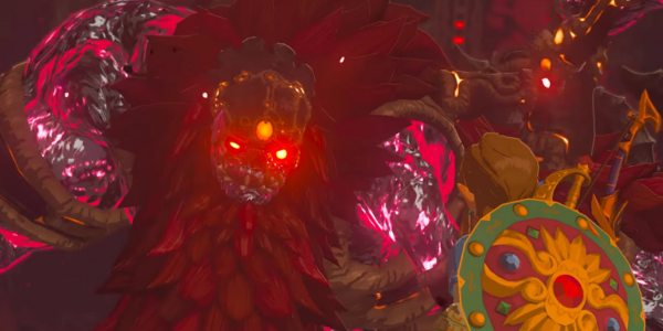 Zelda Breath Of The Wild Guide How To Defeat Calamity Ganon