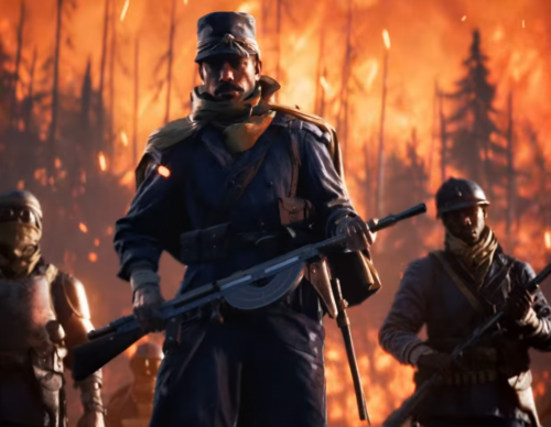 Battlefield 1 Guide To The Best Weapons Per Class Post DLC Launch