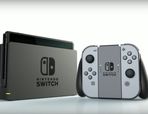 Nintendo Switch Now Available At Hundreds Of Argos Stores